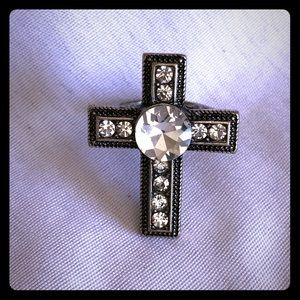 Jewelry - New Cross Ring With Stretch